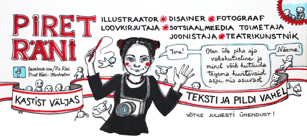Illustraator Piret Räni